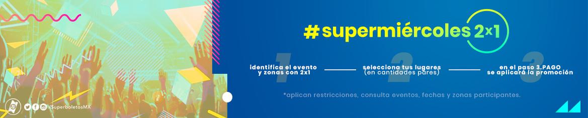 SUPER MIÉRCOLES 2X1