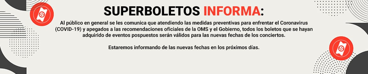 Superboletos Informa: