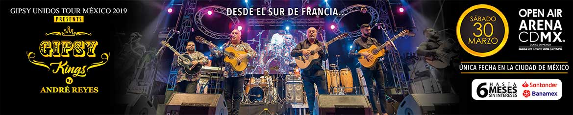 GIPSY KINGS EN VIVO BY ANDRE REYES